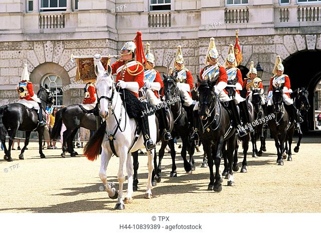 England, Europe, London, Changing of the Guard, Changing of the Guards, guards, guard, guardsmen, Horse Guard, Horse G