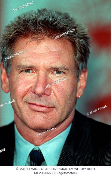 Harrison Ford Actor Harrison Ford 09 September 1997 Harrison Ford Actor Harrison Ford 09 September 1997