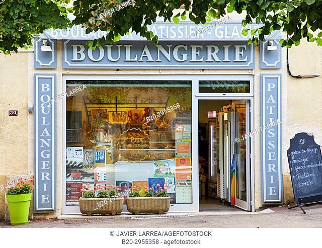 Cormatin, Saone-et-Loire Department, Burgundy Region, Maconnais Area, France, Europe