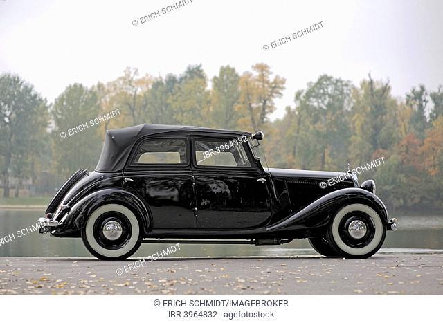 Mercedes 170D, built in 1938