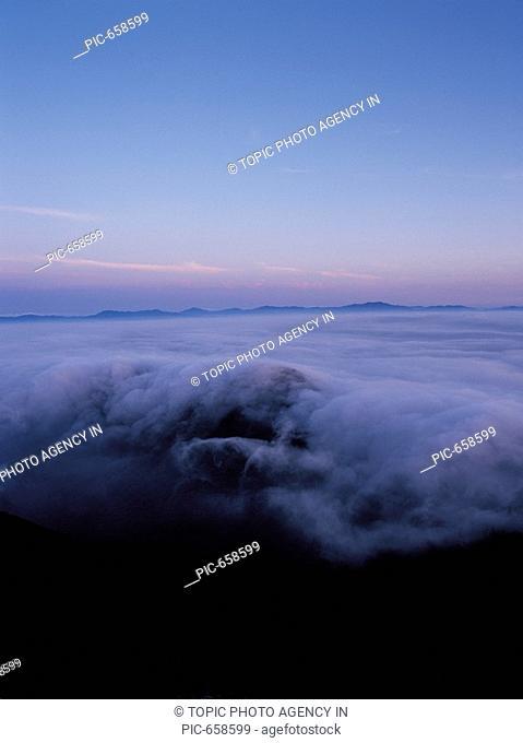 Mt. Odosan,Gyeongnam,Korea