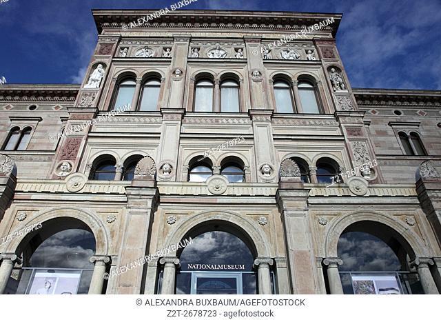 National Museum in Skeppsholmen, Stockholm, Sweden