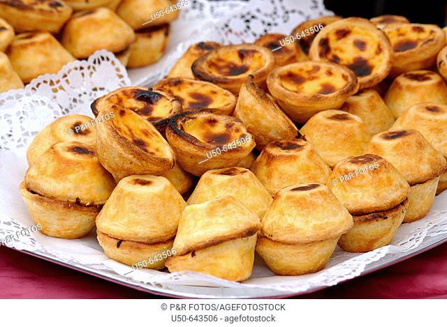 Pastéis de nata, Portuguese pastry
