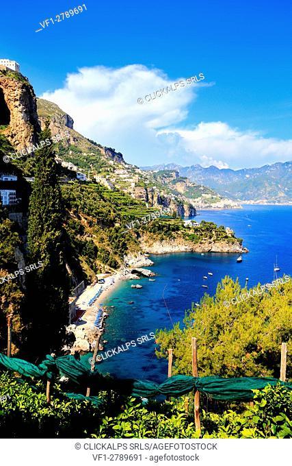 Costa Amalfitana, Campania, Italy