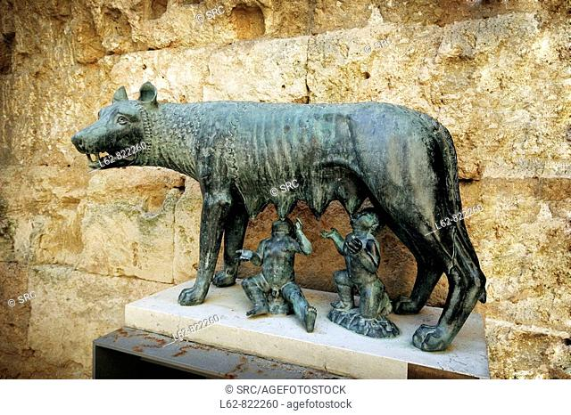 Roman Art Museum, Tarragona, Catalonia, Spain