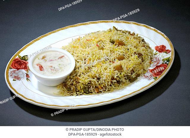Vegetable Biryani India