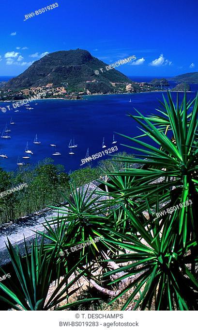 Les Saintes, Guadeloupe, Les Saintes Islands