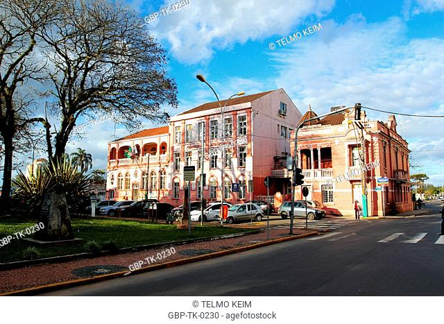 Town hall, São Leopoldo, Rio Grande do Sul, Brazil