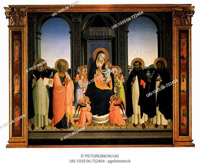 San Domenico Altarpiece