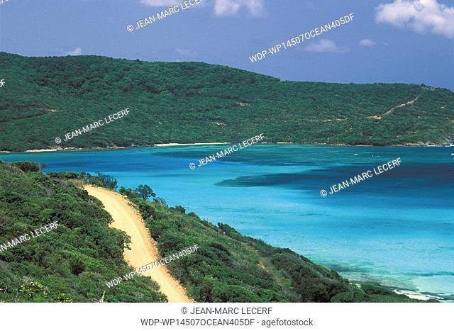 Canouan Island, Grenadines, Caribbean