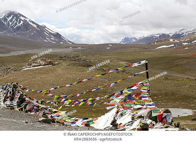 Baralacha Pass, Himachal Pradesh, India