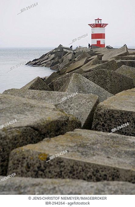 Lighthouse, Scheveningen, Netherlands