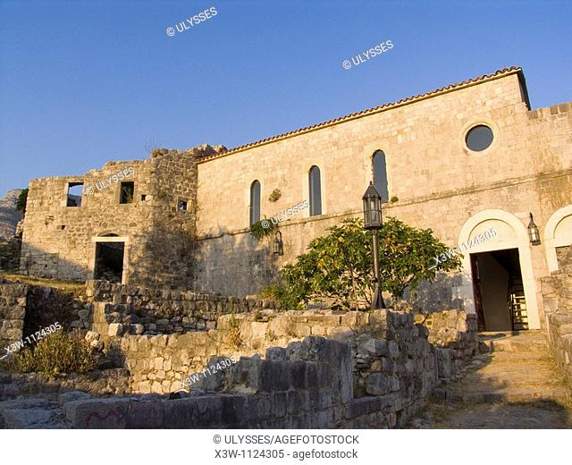 europe, montenegro, bar, ancient bar, stari bar