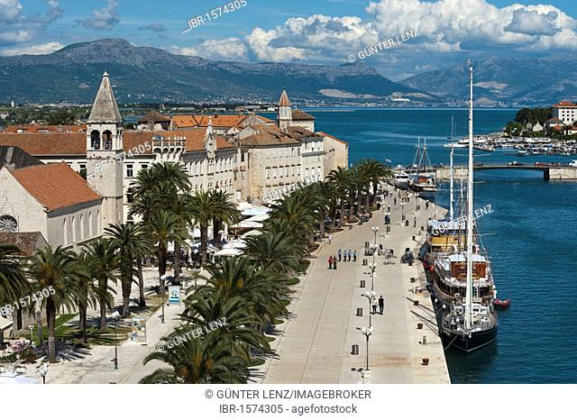Trogir, County of Split-Dalmatia, Croatia, Europe