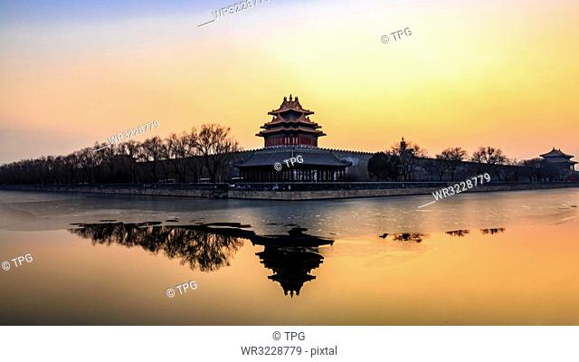 The Palace Museum;Beijing; China