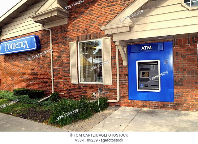 CoAmerica Bank in Michigan