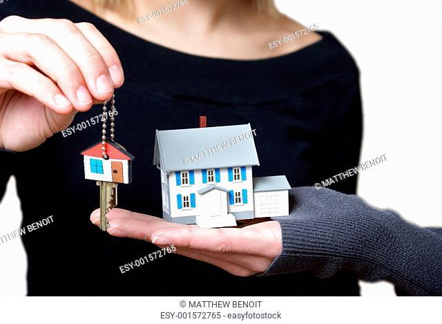 Receiving the Key