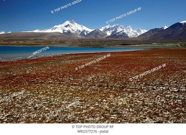 Tibet Shigatse Geelong County