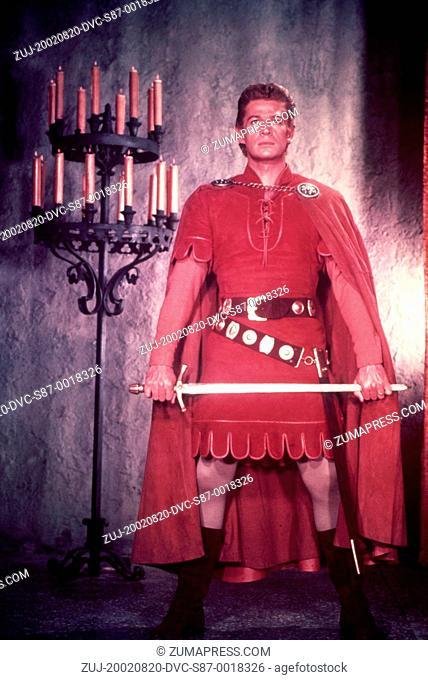 1955, Film Title: LADY GODIVA, Director: ARTHUR LUBIN, Studio: UNIV, Pictured: ARTHUR LUBIN. (Credit Image: SNAP/ZUMAPRESS.com)