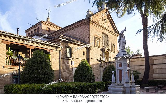 Convento del Corpus Christi. Alcalá de Henares. Madrid province. Spain
