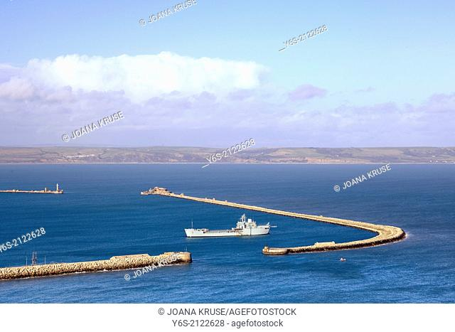 Portland, Harbour, Dorset, Weymouth, England, United Kingdom