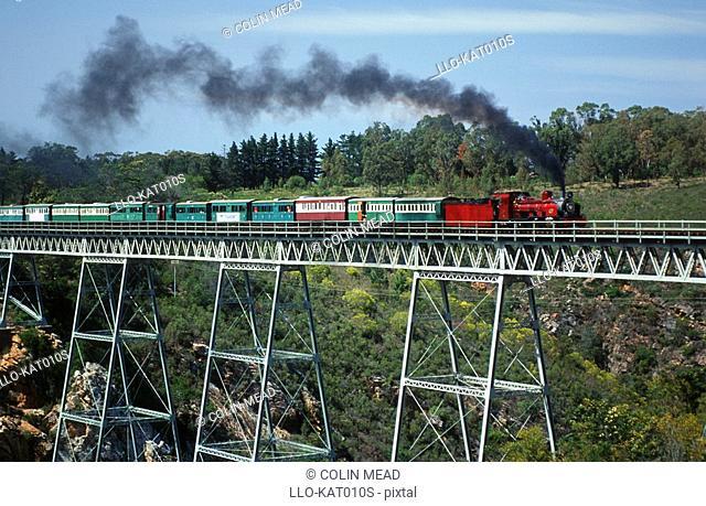 Apple Express Crossing Bridge  Port Elizabeth, Eastern Cape Province, South Africa