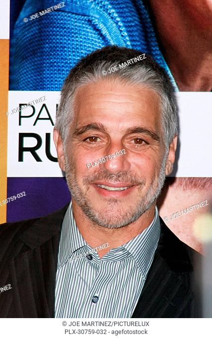Tony Danza at the Premiere of Sony Pictures' How Do You Know. Arrivals held at Mann Village Theatre in Westwood, CA, December 13, 2010