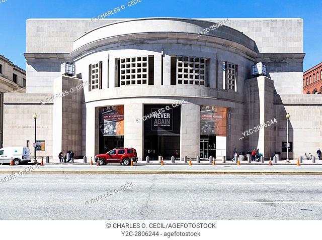 Holocaust Museum, Washington, D.C., USA