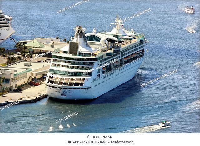 Cruise Ship, Grandeur of the Seas, Florida
