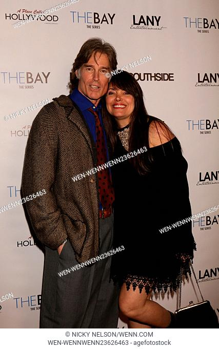 5th Annual LANY Entertainment Mixer at Saint Felix - Arrivals Featuring: Ronn Moss, Devin DeVasquez Where: Los Angeles, California