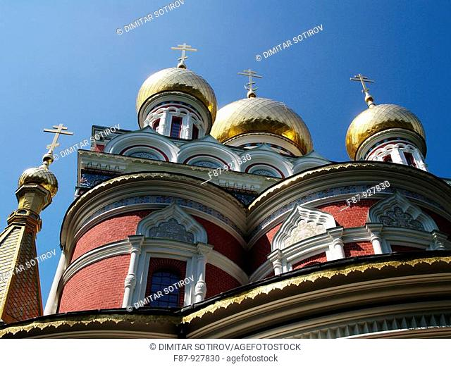 The Memorial Temple of the Birth of Christ, better known as the Shipka Memorial Church or Shipka Monastery is a Bulgarian Orthodox church built near the town of...