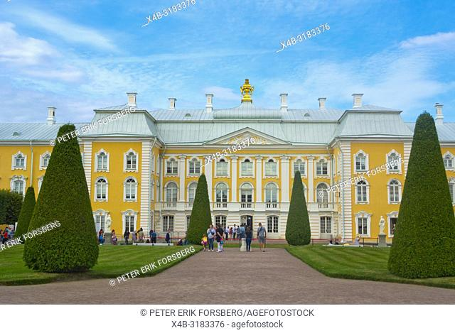 Grand Palace, Peterhof, near Saint Petersburg, Russia