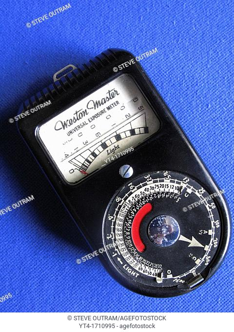 Old Weston Light Meter