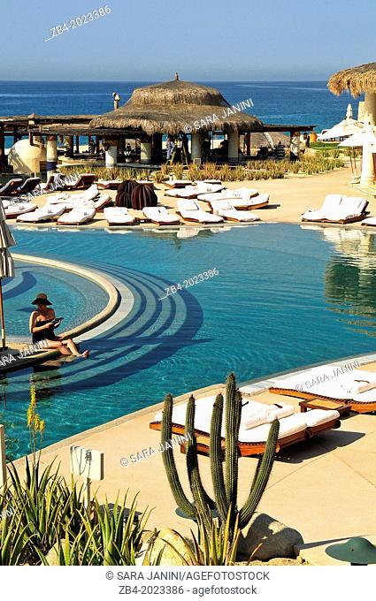 Windows to Paradise (Las Ventanas al Paraiso) Hotel, a Rosewood Resort, The Corridor, Baja California, Mexico, North America