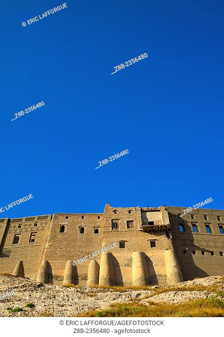 The Citadel, Erbil, Kurdistan, Iraq