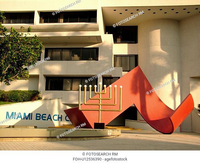 Miami Beach, South Beach, FL, Florida, American Riviera, Ocean Drive, City Hall