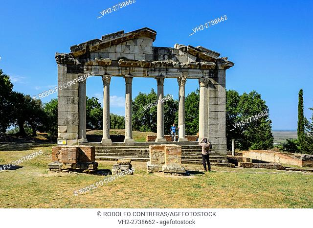Apollonia ruins, Albania