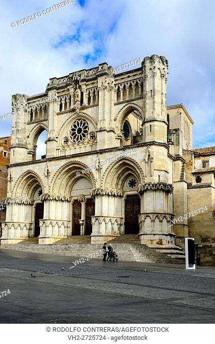 Catedral in Cuenca