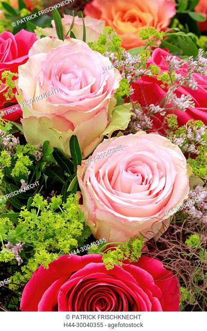 Blumenstrauss Detail