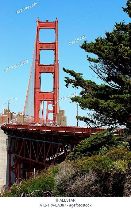 GOLDEN GATE BRIDGE; SAN FRANCISCO, USA; 06/07/2009