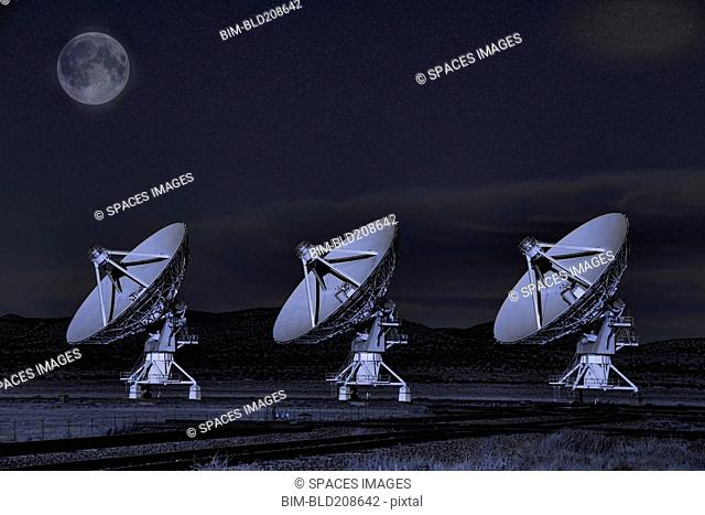 The VLA at Socorro is one of the world's premier astronomical radio observatories