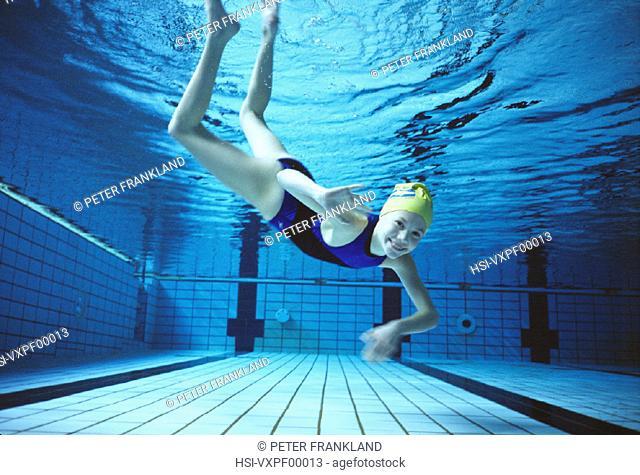 Sport & recreation, Swimming