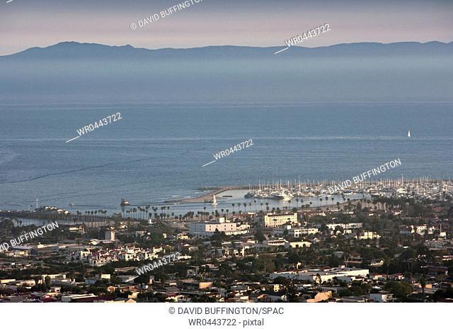 Santa Barbara and Channel Islands, California, CA