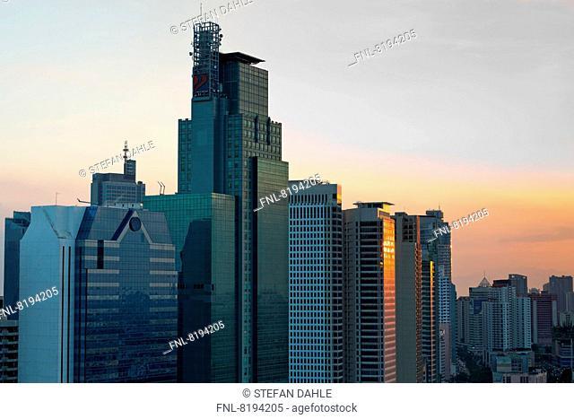Makati City, Manila, Philippines, Aisa