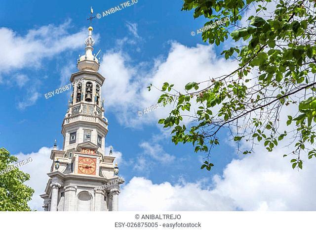 Zuiderkerk (Southern Church), 17th-century Protestant church in the Nieuwmarkt area of Amsterdam, Netherlands