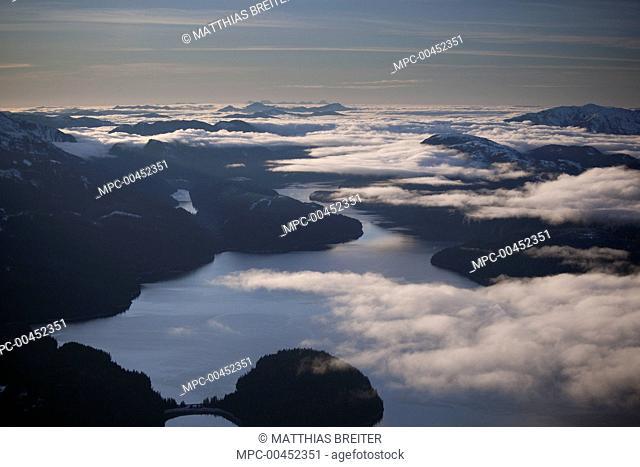 Behm Narrows, Tongass National Forest, Revillagigedo Island, Alaska