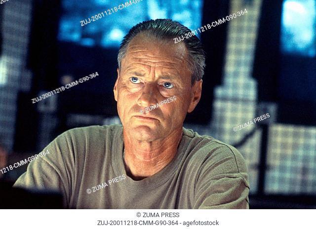 Dec 18, 2001; Hollywood, CA, USA; SAM SHEPARD as Maj. Gen. William F. Garrison in the war, action, drama 'Black Hawk Down' directed by Ridley Scott