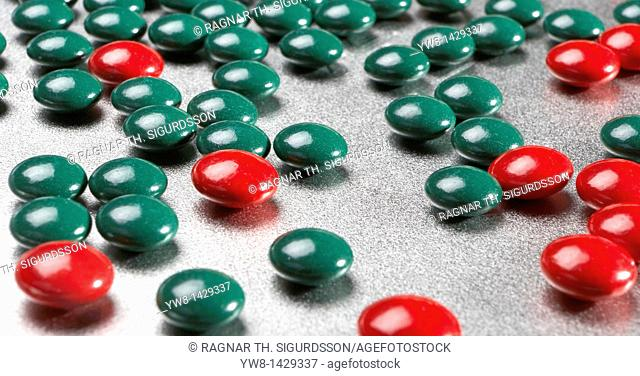 Coated Tablets