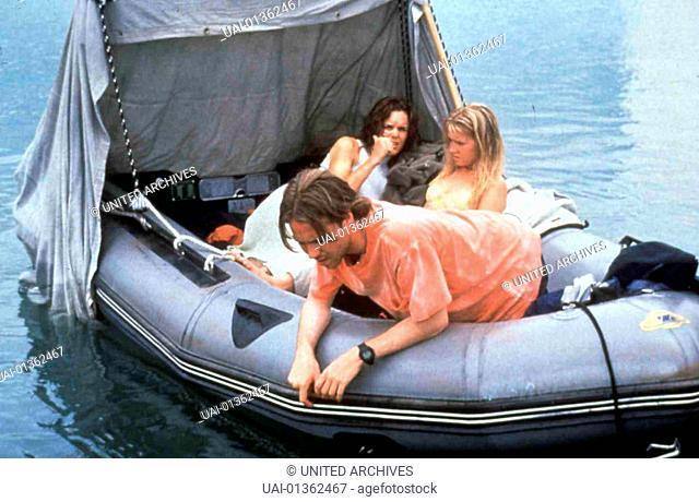 Mayday Im Pazifik - Urlaub In Die Blaue Hoelle, Two Came Back, Mayday Im Pazifik - Urlaub In Die Blaue Hoelle, Two Came Back, Susan Walters, Jonathan Brandis