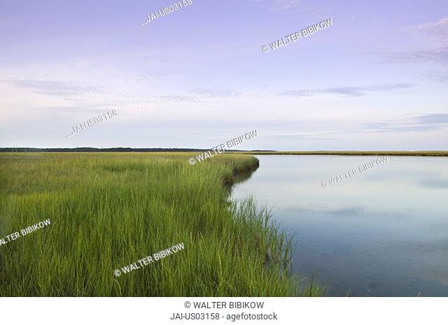 Salt Pond Bay, Eastham, Cape Cod, Massachusetts, USA